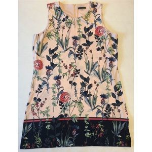 Tommy Hilfiger Sleeveless Floral Tunic Dress 18
